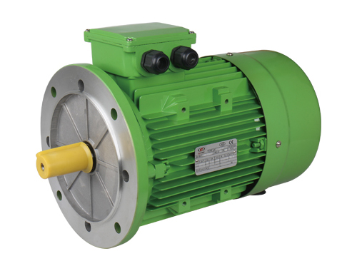 IE2 THREE PHASE ALUMINIUM HOUSING MOTOR